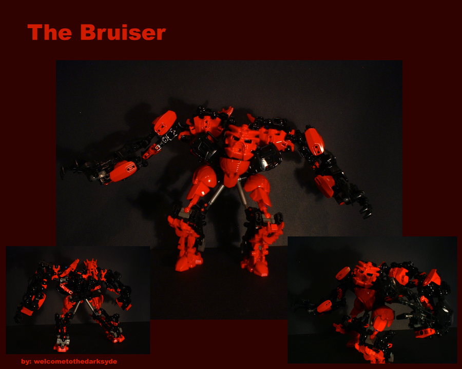 The Bruiser by welcometothedarksyde