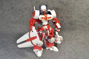 Minerva: Hero Factory MOC by welcometothedarksyde