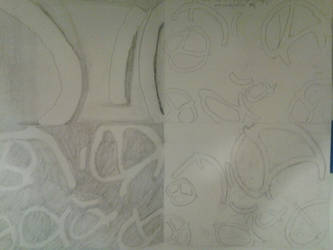 Pretzel drawing 2 by IDKNearLoverPerson