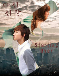 Starting Over Fic Poster