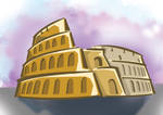 Colosseum by Zeon1309