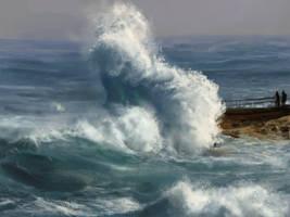 Photo Study 23 - Waves