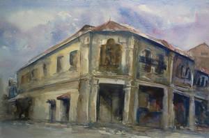 Watercolor - Kluang