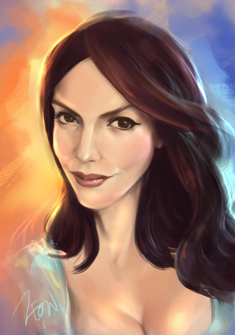 Photo Study 37 - Portrait by Zeon1309