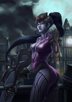 Fan Art - Widowmaker Overwatch