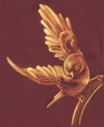 Chickadee by TempestWorks