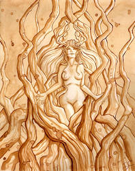 The Dryad by TempestWorks