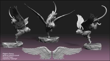Flight's Fancy by TempestWorks