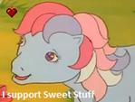 Sweet Stuff Stamp by kfc28371