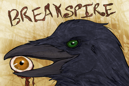 Breakspire Badge - Trade by badkittyamy