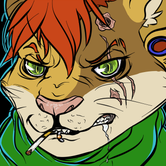 Shot to the Head - Icon by badkittyamy