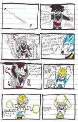 DragonBall INFINITE Saga 1 part 5