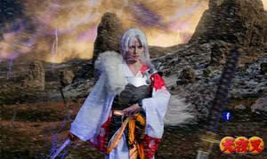Sesshomaru the mighty Demon Lord Cosplay