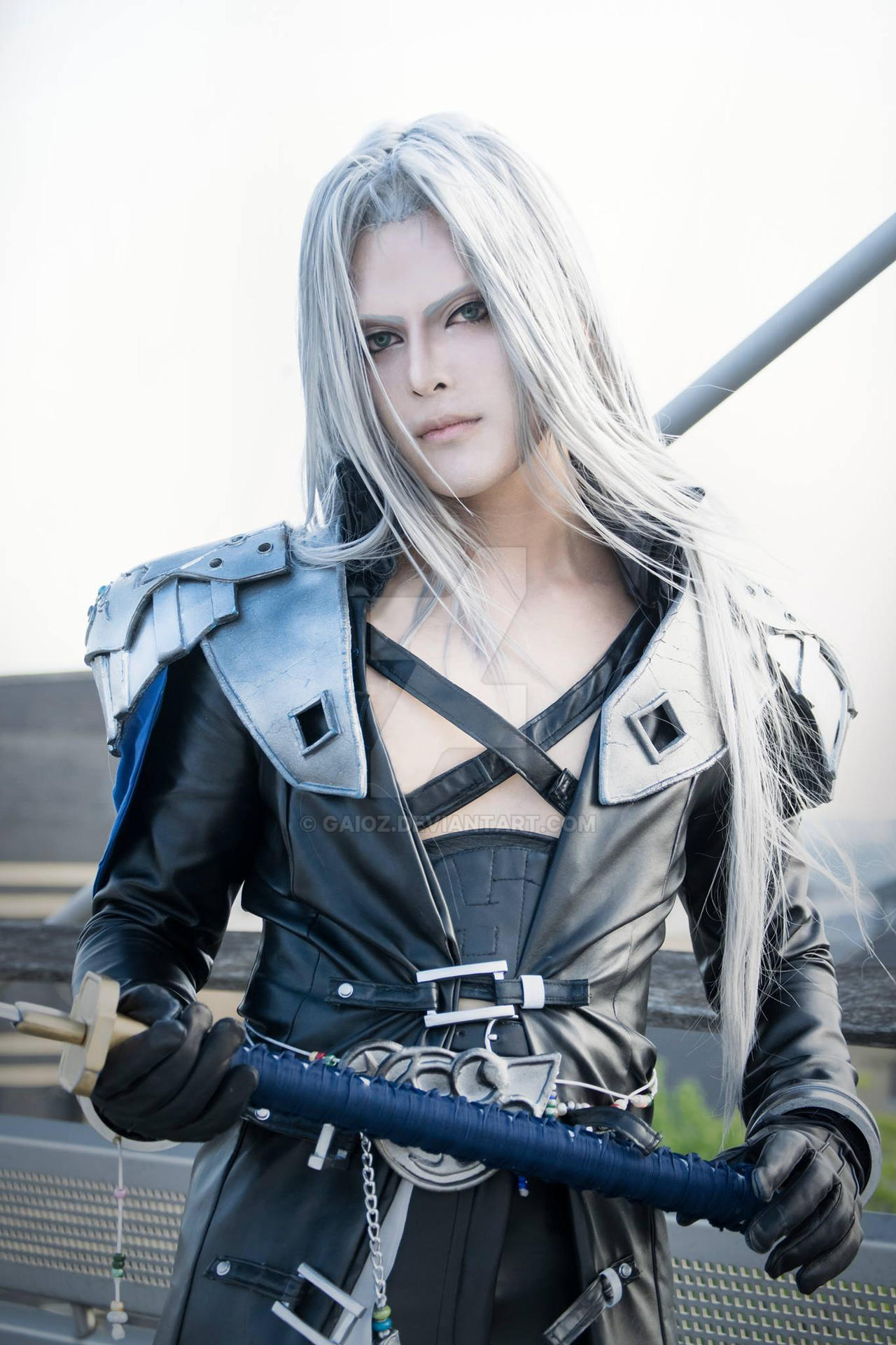 Sephiroth By Gaioz On Deviantart