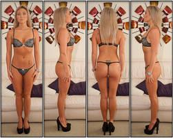 Natalia Forrest Mugshot 2 by LexLucas