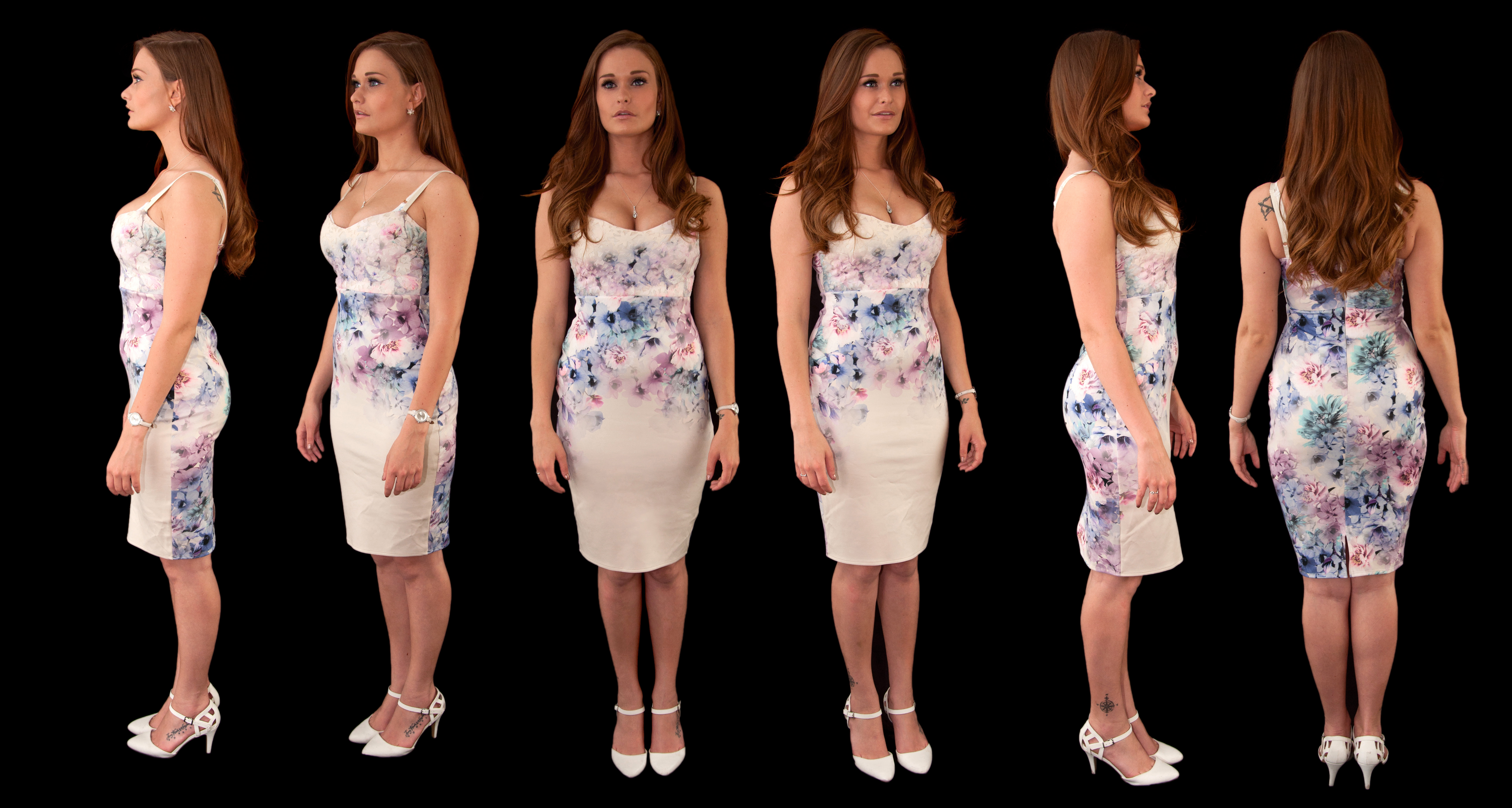 Honour May Orthographic Dress