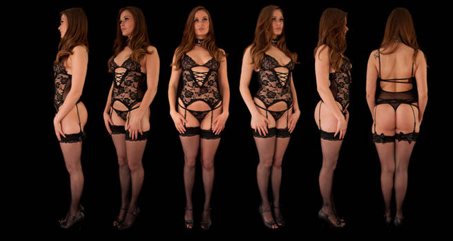 Honour May Orthographic Lingerie