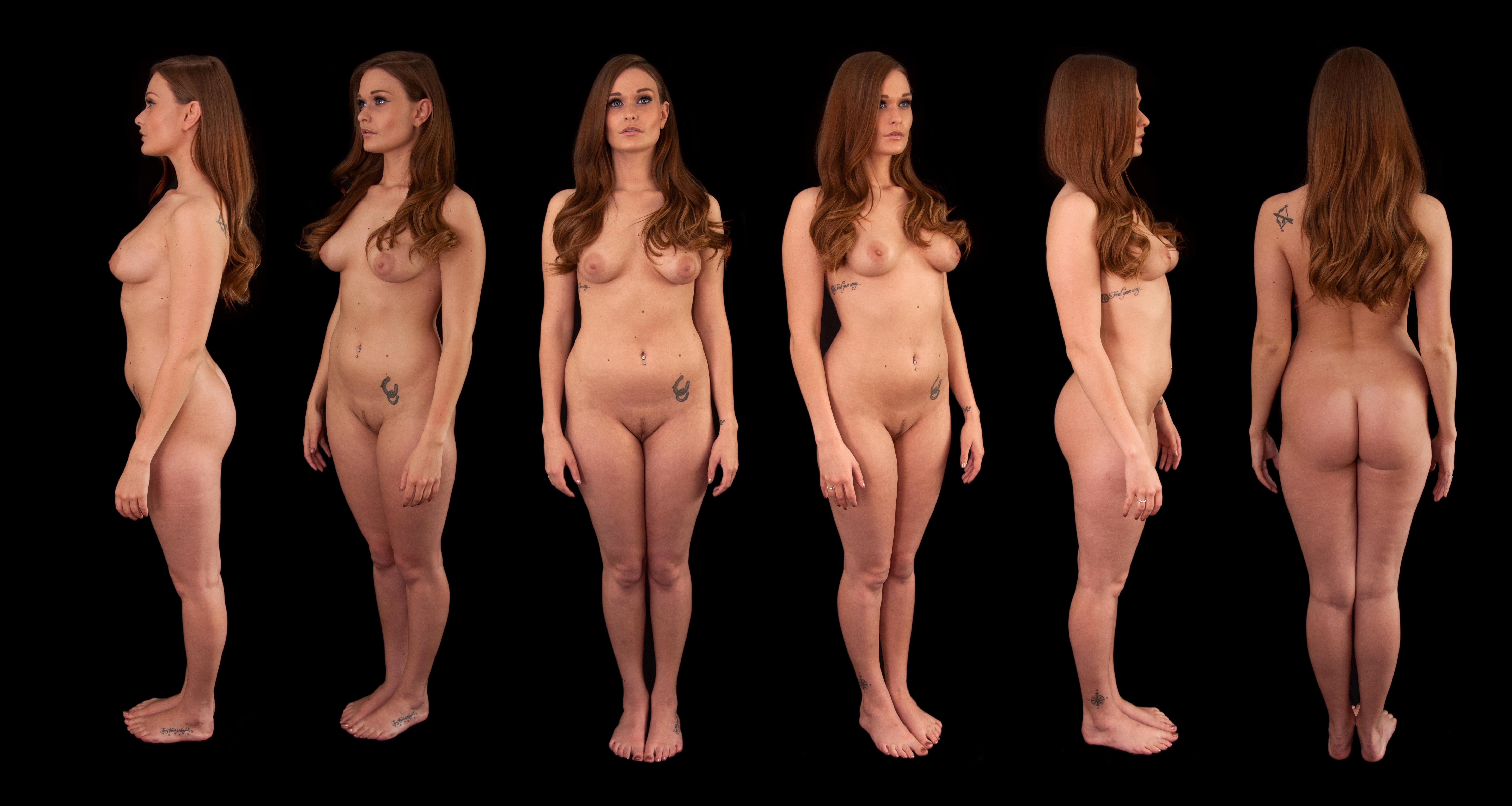 Very pretty nude women-8650