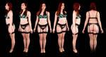 Orthographic Setina Underwear
