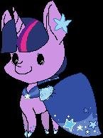 Pixel Gala Twilight Sparkle by KimkahMakara