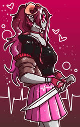 Pink Killer Lazera by KimkahMakara