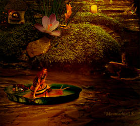 The Magical Journey of Life by Manwathiell