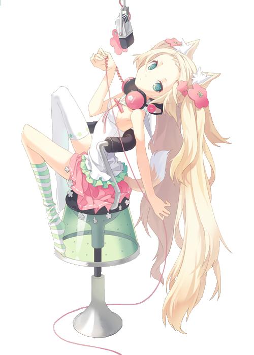 موسسوعةة رندرآات الآنمي ].. Render_Anime_Girl_6_by_Mircia90