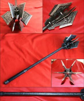Sauron's mace (not movie design)
