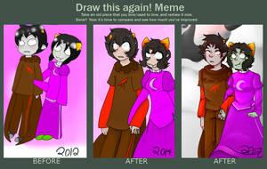 Progression!??!?!?!? by MeiGoat