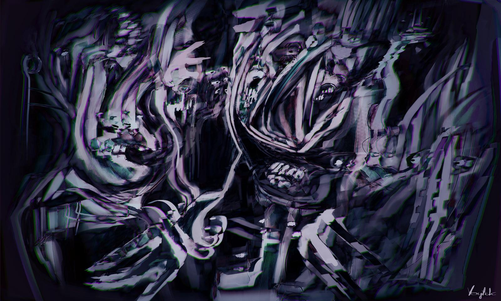Favorite Horror Abstract Art by voytek2011 on DeviantArt TC92