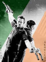 Boondock Saints Irish Pride by Kallian13