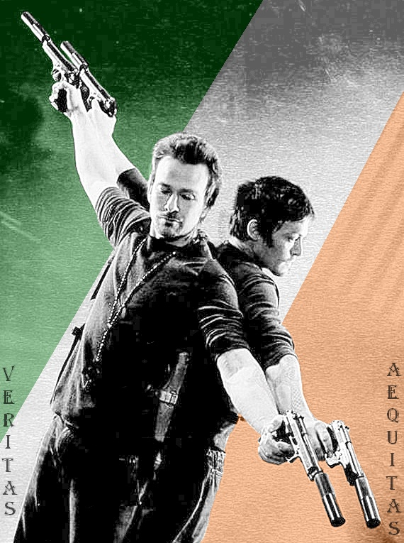 Boondock Saints Irish Pride By Kallian13
