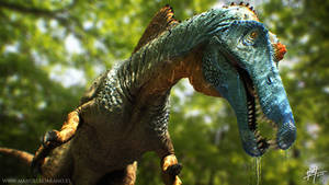 Spinosaurus by MB-CG