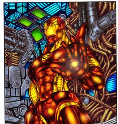 IRON MAN by kayzer