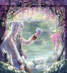 Wisterian Prince by PlatinaSi