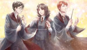 magical trio
