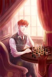 chess master by PlatinaSi