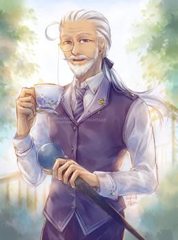 [AF] afternoon tea