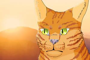 .: Firestar :. [Redraw] by Space--Kitty