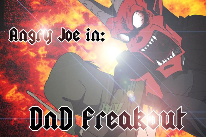 DnD Freakout Link by Viktormon