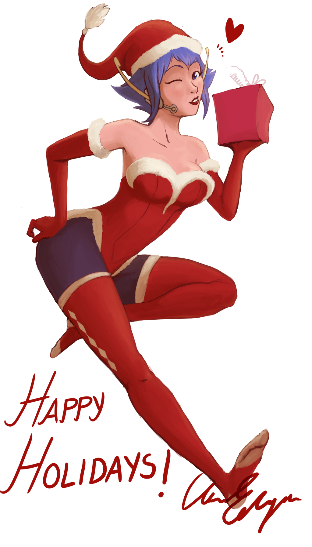 Holiday Xella by Viktormon