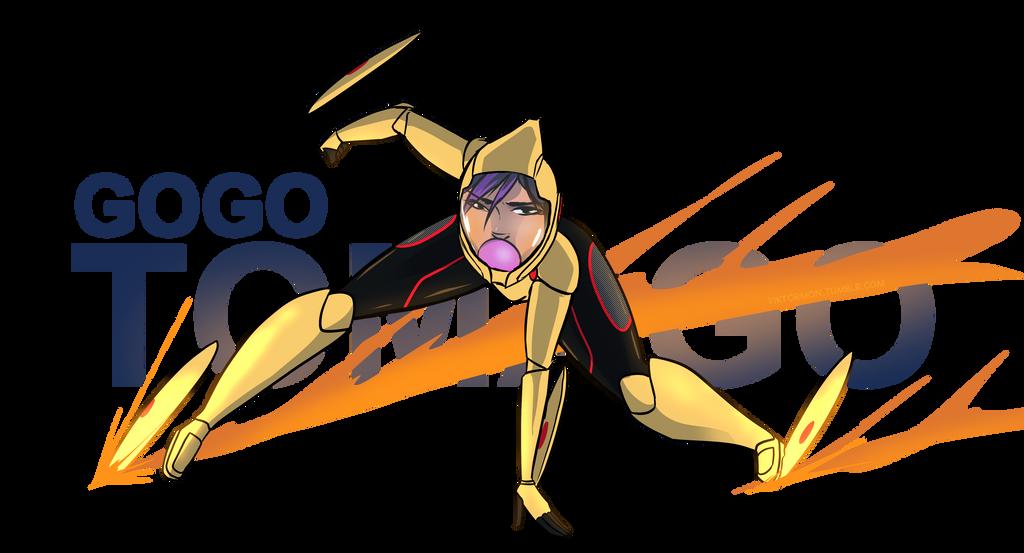 GoGo Tomago by Viktormon