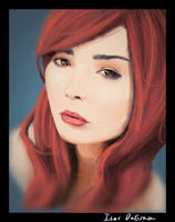 Red Head by IsiacDaGraca