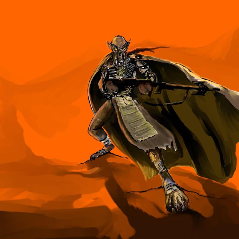 General Grievous Wallpaper: Grievous The General By DarthMater On DeviantArt