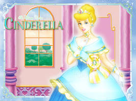 The Disney Ladies - Cinderella by Alce1977