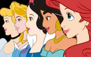Princesses of Heart