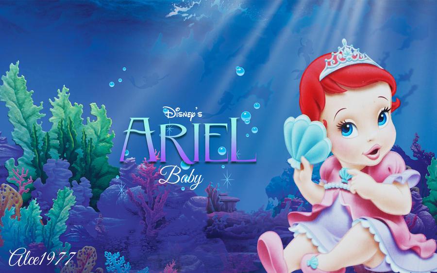 Baby Ariel By Alce1977