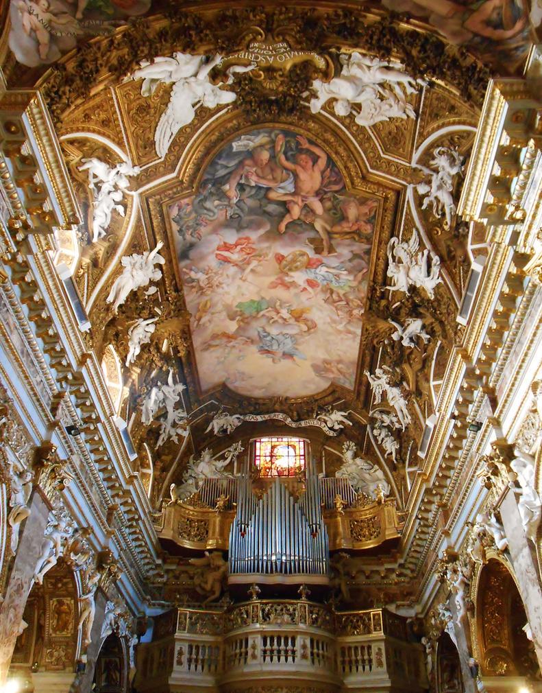 Santa Maria della Vittoria by Rayelity