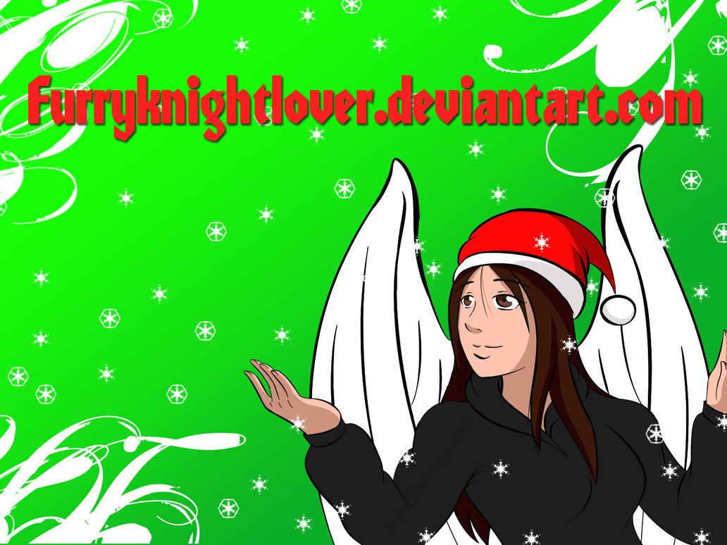 Furryknightlover Christmas ID by Furryknightlover
