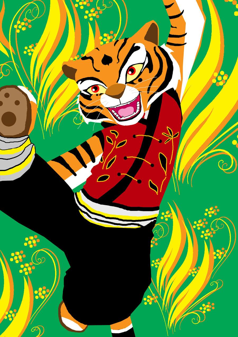 Tigress by MasterLan12 on DeviantArt